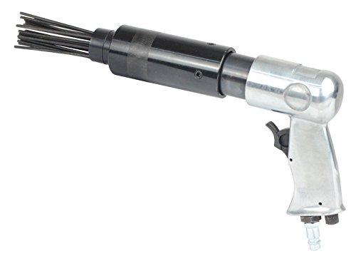 Preisvergleich Produktbild Druckluft Nadelentroster 19 Nadeln Durchmesser 3 mm die mit 4000 U / min für eine perfekte Rostentfernung sorgen. Rostentferner Nadelpistole Entroster.