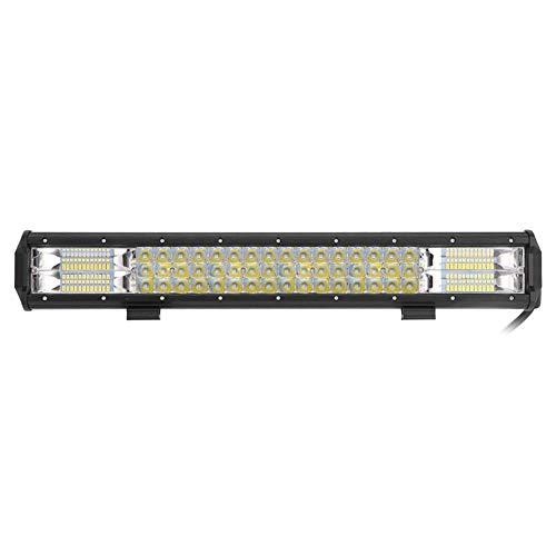 La barre lumineuse de LED, bande allume des lumières combinées de faisceau de tache de projecteur de phare de voiture
