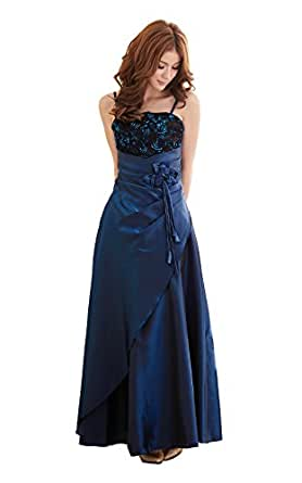 JK2 - Robe de soirée 3106 bleu M