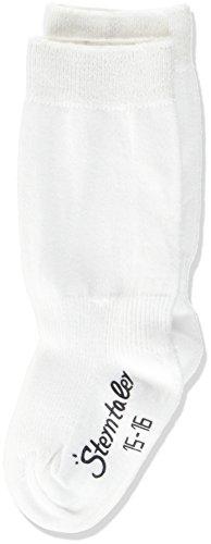 Sterntaler Kniestrümpfe Doppelpack, Weiß, 17-18