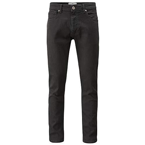 Charles Wilson Slim Fit Jeans in verwaschener Optik (34