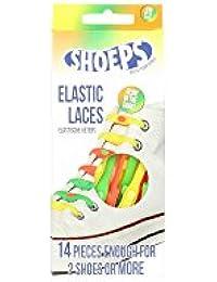 Shoeps GLOW IN THE DARK Lacets Élastiques Sacs & Accessoires