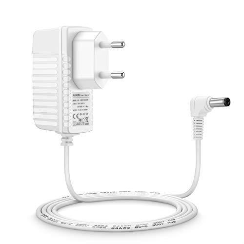 Aukru Cargador Adaptador de Corriente 7.5V para Bebe Monitor Philips Avent SCD510 SCD525 Blanco - Unidad...