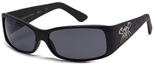 Black Flys - Louis Flytton - Sonnenbrille - Schwarz matt
