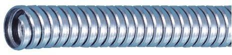 Fränkische Metallschutzschlauch flex. FFMSS 37 (VE10m) 37x41,5mm,M40,IP40 Metall-Schutzschlauch 4013960204360