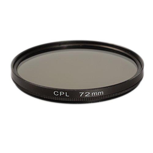 Ares Foto® CPL Zirkular-Polfilter Polarisationsfilter, optisches Glas