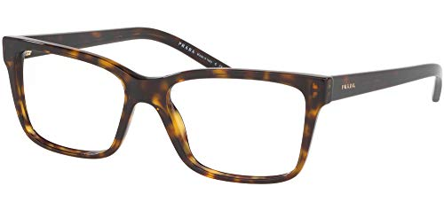 Ray-Ban Damen 0PR 17VV Brillengestelle, Gold (Havana), 52.0