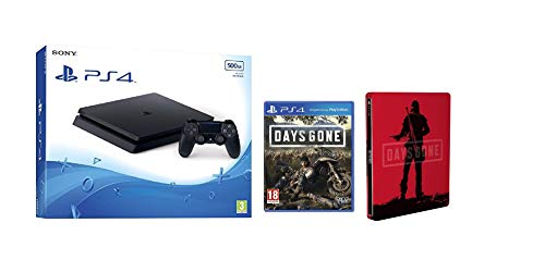 0711719408178 - Sony PlayStation 4 500GB Console - Black - EAN