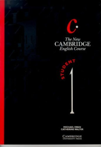 The New Cambridge English Course 1 Student's book (Bk. 1) by Michael Swan (1990-02-15)