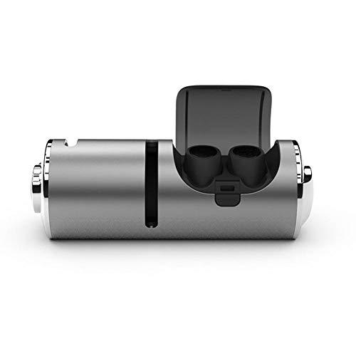 Preisvergleich Produktbild Kardu.C 3-in-1 Multifunktions-Berührungssteuerung Drahtloser Bluetooth-Headset-Lautsprecher Mobile Power