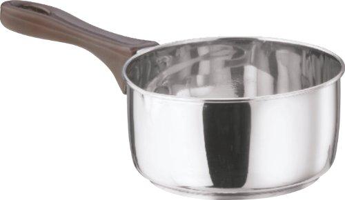 Vinod Cookware Induction Friendly Milk Pan, 2 Litres