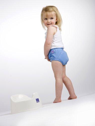 Bambinomio Trainingshöschen – weiß 13-16kg - 3