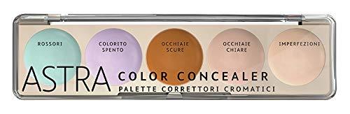 Astra Make-Up - Palette de correcteurs Palette de correcteurs, Maquillage Teint Palette 6g