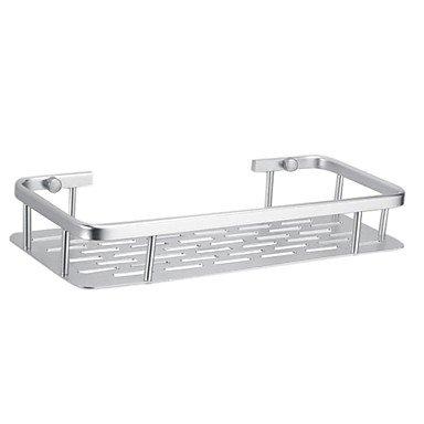 12 pollici alluminio Mensola per bagno montato