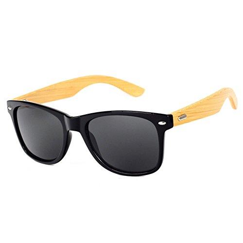 Z-P new style bamboo environmental glasses legs sunglasses UV400 56MM