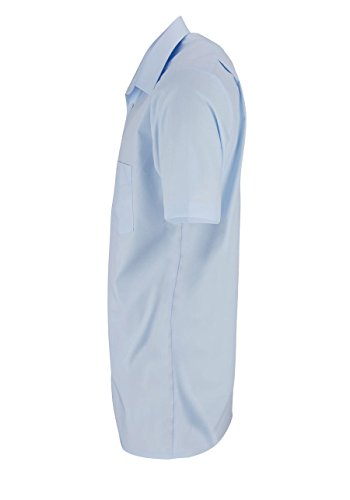 OLYMP - Chemise business - Homme bleu clair