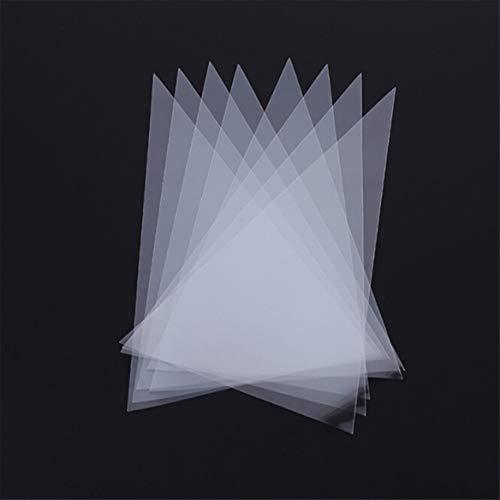 Kunststoff Dreieck Lebensmittel Candy Bag Popcorn Kuchen OPP Blume Transparente Verpackungsbeutel für Party ()