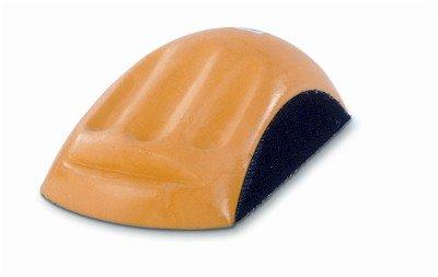 AllorA Handschleifblock mit Profil & Klett 150mm Handschleifklotz