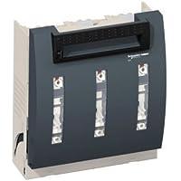 Schneider 49813 Gesicherter Trennschalter-Sockel ISFT 3p 3 F, DIN NH, 250A