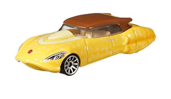 Hot Wheels Mike Wazowski Walt Disney Character Car 1:64 FLJ03 DMH73