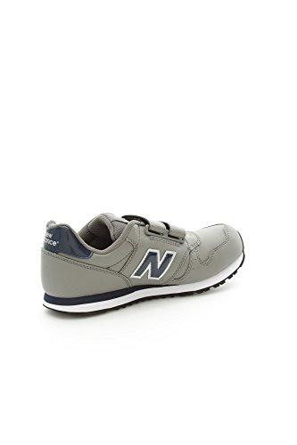 New Balance , Jungen Sneaker Grey/Blue Navy * Grey/Blue Navy