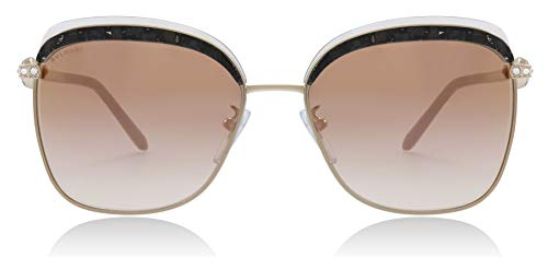 Sonnenbrillen Bvlgari SERPENTI BV 6112B Rose Gold/PINK Shaded Damenbrillen