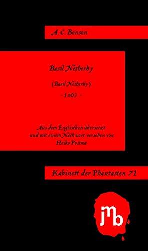 Basil Netherby (Kabinett der Phantasten)