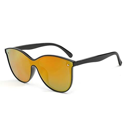 Sonnenbrille Polarisierte Sonnenbrillen Männer Frauen Cat Eye Sonnenbrille Night Vision Googles Sonnenbrille Neue Schwarz Orange