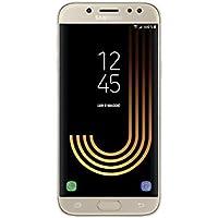 Samsung Galaxy J5 (2017) Smartphone, Oro, 16 GB Espandibili, Dual SIM [Versione Italiana]