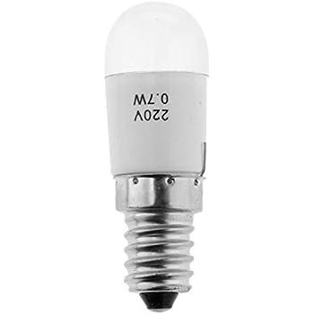 Glühbirne für Nähmaschinen-Lampe 2Pcs Ersatzglühbirne für Nähmaschine