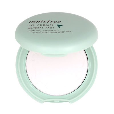 Innisfree No-Sebum Mineral Pact 8.5g