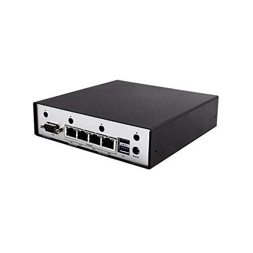 VARIA Group PC ngines APU4C4 mbedded Box Bundle - Board, PSU, 16 GB mSATA SSD, mbedded Box