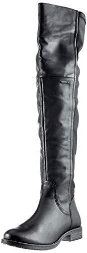 Bugatti Damen 411569331069 Stiefeletten, Schwarz (Black 1010), 38 EU