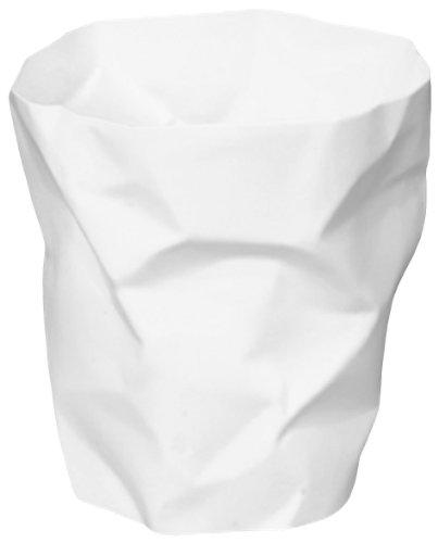 Mülleimer,zerknüllt,Papier