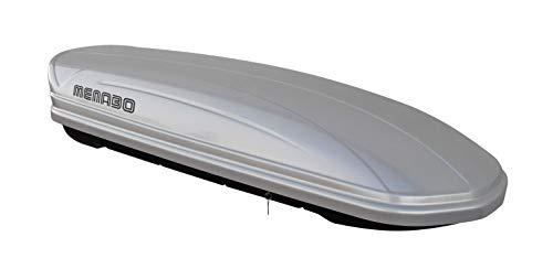 HABILL-AUTO Coffre de Toit Mania 320 Gris