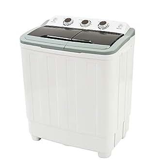 lave linge portable machine laver semi automatique deux baignoires grande capacit lavage 4. Black Bedroom Furniture Sets. Home Design Ideas