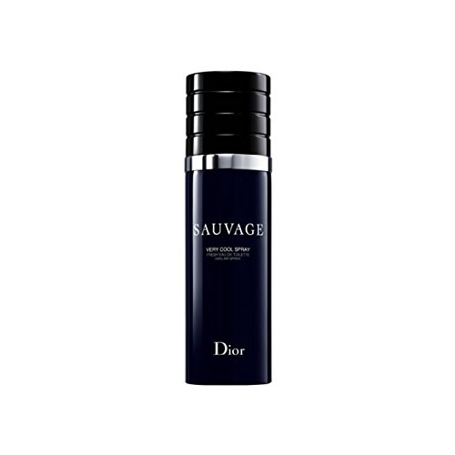 Dior sauvage very cool spray fresh eau de toilette spray 100ml