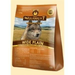 WOLFSBLUT Adult Trockenfutter 15 kg WIDE PLAIN Pferd + SüßKartoffel Adult für Hunde 15,0 kg - 3