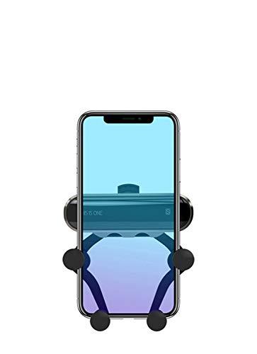 YOJINKE - Supporto per Telefono da Auto, in Metallo, Girevole a 360°, per telefoni cellulari da 4,7-6,5 Pollici, Infradito Colorati Estivi, con finte Perline