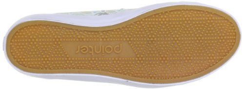 Pointer I006330, Chaussures basses femme Multicolore (Washed Racket Print Guava Wg70)