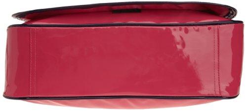 Le Temps des Cerises Rumba Bi-Color 8, Borsa a tracolla donna (Multicolore (Fushia/Navy))