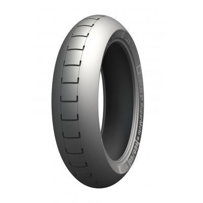 Preisvergleich Produktbild Michelin 120 / 80-16 58S POWER Supermoto Hat NHS – 80 / 80 / R16 58S – A / A / 70dB – Motorrad Reifen