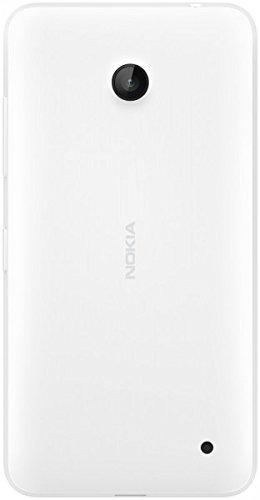 Original Nokia Lumia 630 635 Cover Akkufachdeckel Weiss - - Nokia Lumia Cover Phone 635