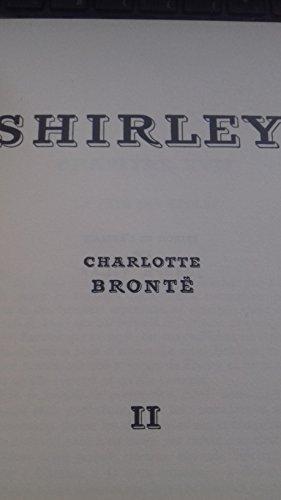 "Shirley ""2 volumes"""