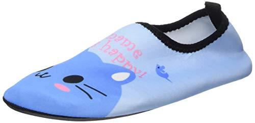 Laiwodun Kleinkind Schuhe Schwimmen Wasser Schuhe Mädchen Barefoot Aqua Schuhe für Beach Pool Surfen Yoga ()