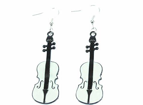 Geige Ohrringe Geigenohrringe Miniblings Violine Bratsche Geiger