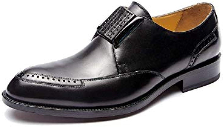 ZPEDY High-End Broch Intagliato Scarpe da Uomo Handmade Business Business Business Casual Traspirante Comfortable | Di Qualità Superiore  | Uomini/Donne Scarpa  85e84a