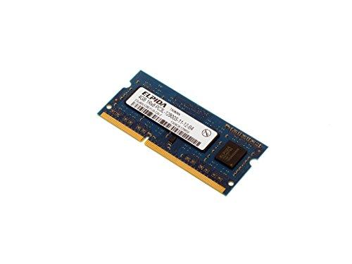 Elpida 4GB DDR3 RAM SODIMM PC3L-12800S 1600MHz Notebook Arbeitsspeicher