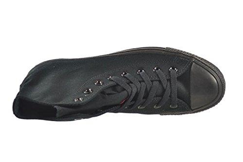 Converse  Chuck Taylor All Star Season Hi,  Sneaker unisex bambino Black Monochrome