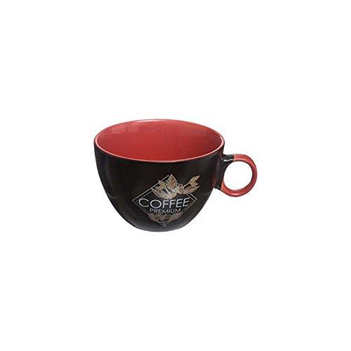 Bol avec anse - Côté café - 38 cL - Modèle aléatoire